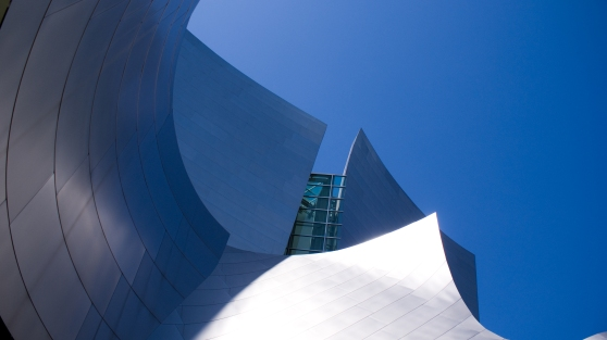 Disney's Concert Hall: LA California